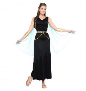 Disfarce original Grega Preta mulher ao melhor preço