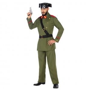 Disfarce Guarda Civil adulto divertidíssimo para qualquer ocasião