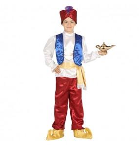 Disfarce Guerreiro Árabe menino para deixar voar a sua imaginação