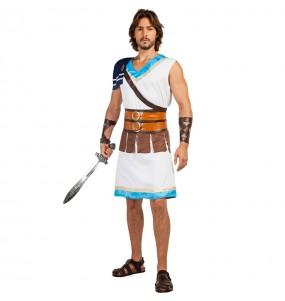 Disfarce Guerreiro Grego adulto divertidíssimo para qualquer ocasião