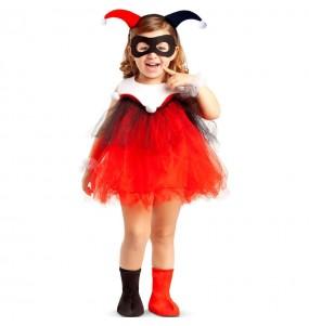 Fato de Harley Quinn para bebé