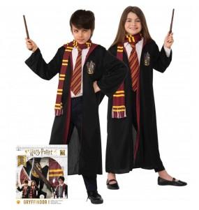 Fato de Harry Potter com accesórios para menino