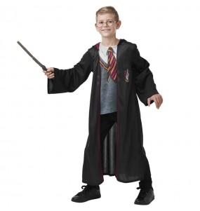 Fato de Harry Potter Gryffindor de criança com acessórios