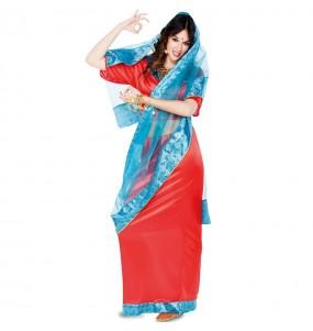 Disfarce original Hindu mulher ao melhor preço