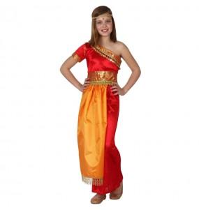Disfarce Hindu Bollywood menina para que eles sejam com quem sempre sonharam