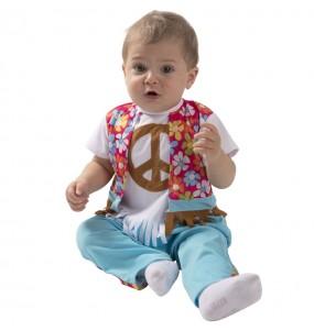 Fato de Hippie para bebé