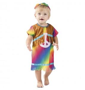 Fato de Hippie da Paz para bebé
