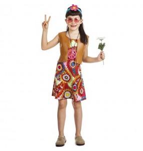 Fato de Hippie Happy para menina