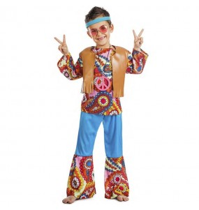 Fato de Hippie Happy para menino