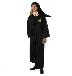 Fato de Hufflepuff Harry Potter para adulto