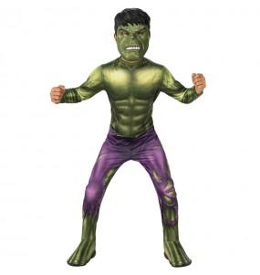 Fato de Hulk Ragnarok para menino