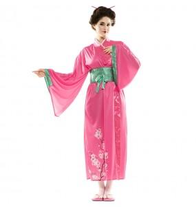 Disfarce original Japonesa mulher ao melhor preço