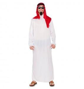 Disfarce Sheikh Árabe adulto divertidíssimo para qualquer ocasião