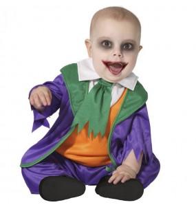 Fato de Joker para bebé