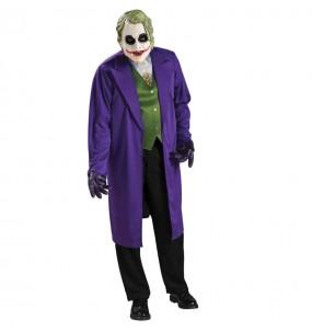 Fato de Joker The Dark Knight para homem