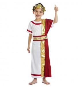 Fato de Júlio César para menino