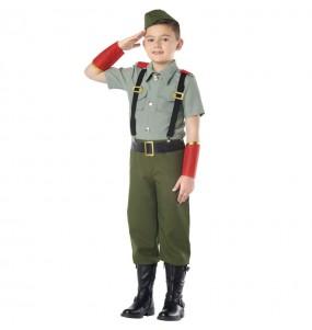 Fato de Soldado Legionário para menino