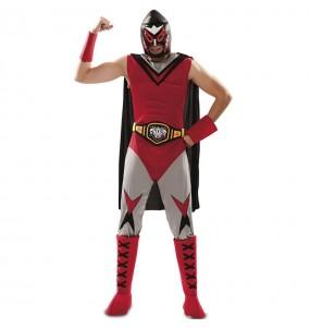 Fato de Luta Wrestling para homem