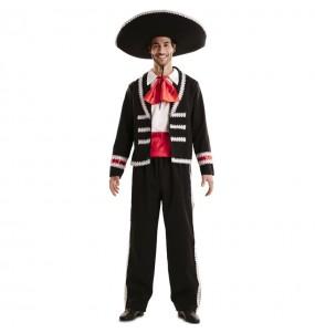 Fato Mariachi mexicano para homem