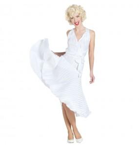 Disfarce original Marilyn Monroe clássico mulher ao melhor preço