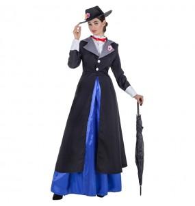 Disfarce original Mary Poppins mulher ao melhor preço