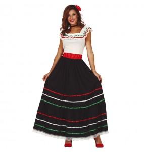 Disfarce original Mexicana Yaneli mulher ao melhor preço