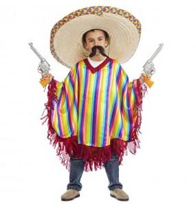 Fato de Mexicano Tijuana para menino