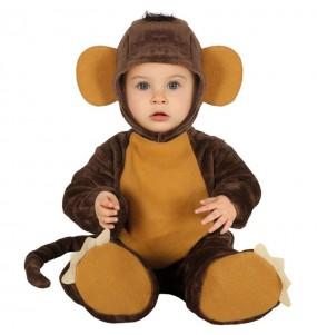 Disfarce Macaco bebé para deixar voar a sua imaginação