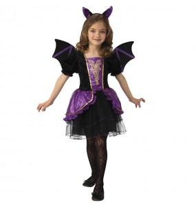 Fato de Morcego alado para menina