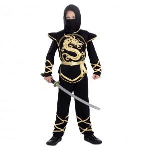 Fato de Ninja Warrior para menino