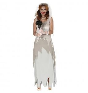 Disfarce original Noiva Fantasma mulher ao melhor preço