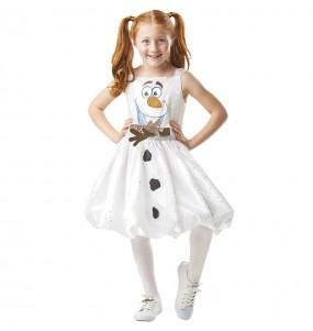 Disfarce Olaf Frozen 2 menina para que eles sejam com quem sempre sonharam