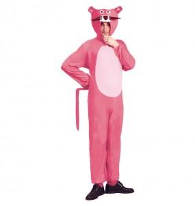 Disfarce Pantera cor-de-rosa adulto divertidíssimo para qualquer ocasião