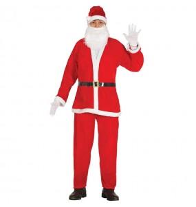 Disfarce Pai Natal Barata adulto divertidíssimo para Natal