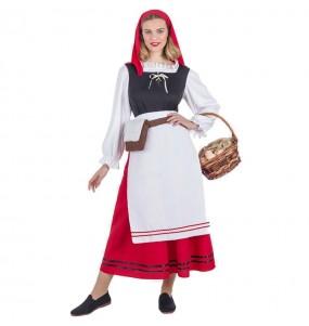 Disfarce original Pastora de Natal mulher ao melhor preço