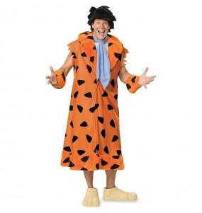 Disfarce Fred Flintstone - The Flintstones™ adulto divertidíssimo para qualquer ocasião