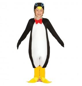 Disfarce Pinguim barato menino para deixar voar a sua imaginação