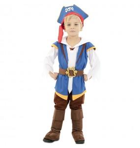 Fato de Jake e os Piratas da Terra do Nunca para menino