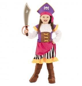 Fato de Izzy e os Piratas da Terra do Nunca para menina