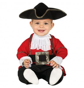 Disfarce Pirata bebé para deixar voar a sua imaginação