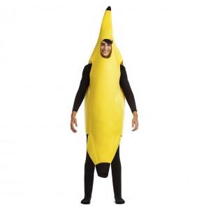 Fato de banana para homem