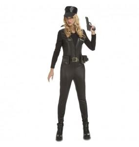 Disfarce original Policial SWAT mulher ao melhor preço