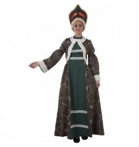Disfarce original Princesa Russa Matrioska mulher ao melhor preço