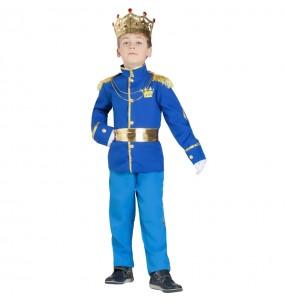 Fato de Príncipe Encantado para menino