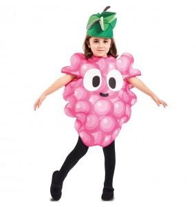 Disfarce Cacho de uva menino para deixar voar a sua imaginação
