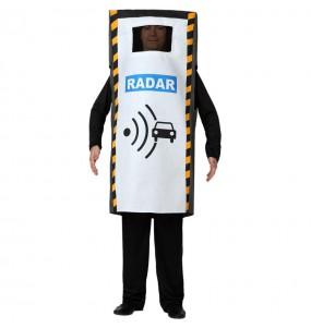 Fato de Radar de velocidade para homem