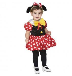 Fato de Ratinha Minnie para menina
