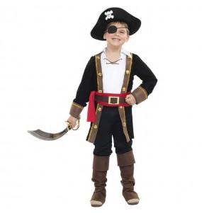 Fato de Rei pirata para menino