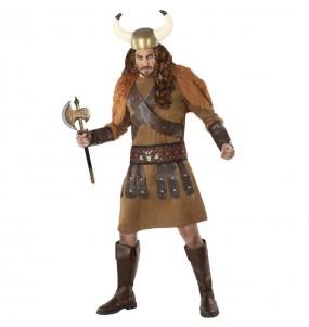 Disfarce Rei Viking adulto divertidíssimo para qualquer ocasião