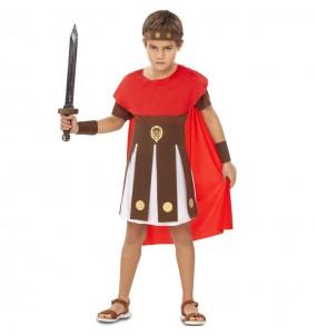 Disfarce Romano Espartano menino para deixar voar a sua imaginação